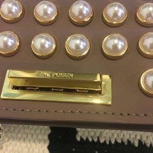 Zac Posen Bags - ZAC Zac Posen pearl lady 'Earthette' card case